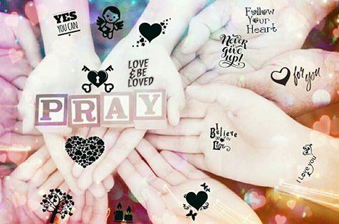pray Deeplyrootedinhim
