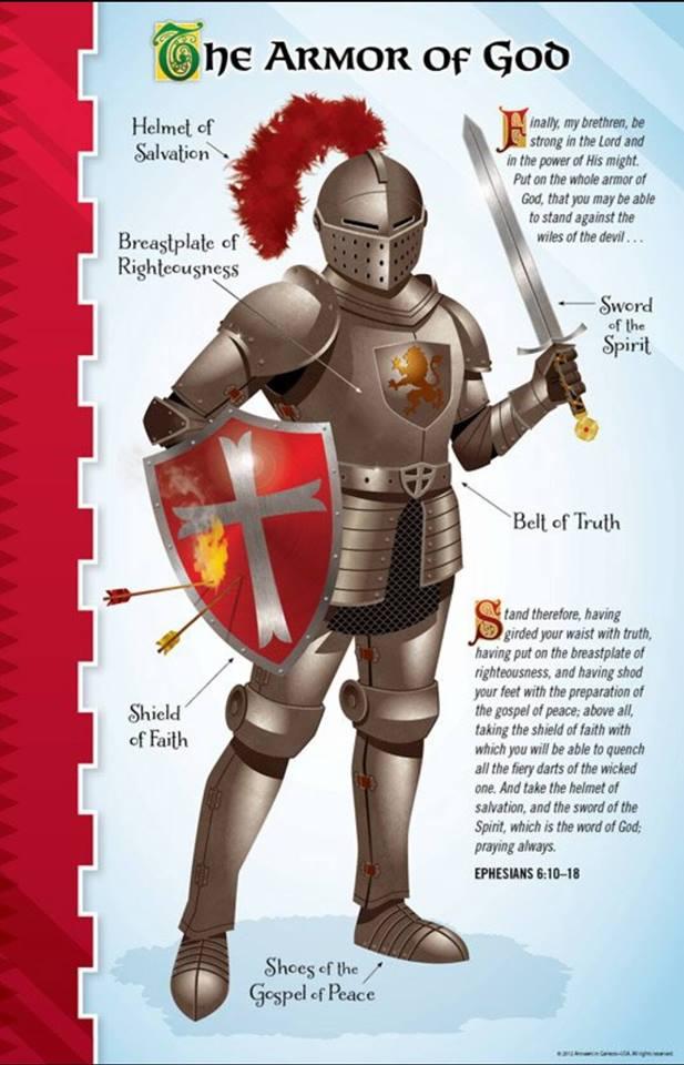 armor f God